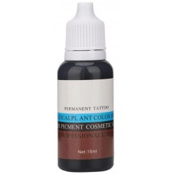 Eyeliner Tattoo Plant Pigment Ink For Microblading