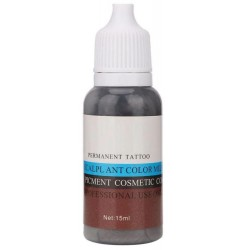 Eyebrow Tattoo Plant Pigment Ink For Microblading