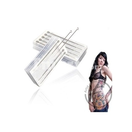 9RL - A Grade Tattoo Needles 50 in a BOX!!