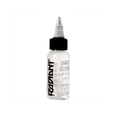 USA Tattoo ink - Radiant Colors -  SHADER SOLUTION - 2oz - 60ml