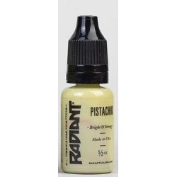 PISTACHIO - 1/2oz - 15ml - Radiant Colors - USA Tattoo ink.