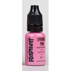 SPRINKLE PINK - 1/2oz - 15ml - Radiant Colors - USA Tattoo ink.
