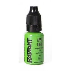 USA Tattoo ink - Radiant Colors -  Apple Green - 1/2oz - 15ml