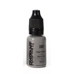 USA Tattoo ink - Radiant Colors -  Gray - 1/2oz - 15ml