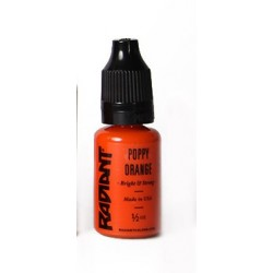 USA Tattoo ink - Radiant Colors -  Poppy Orange- 1/2oz - 15ml