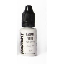 USA Tattoo ink - Radiant Colors -  Radient White- 1/2oz - 15ml