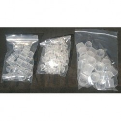 Ink Cups Assorted 100 Pack