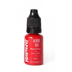 Blood Red - Tattoo ink - 1/2oz - 15ml