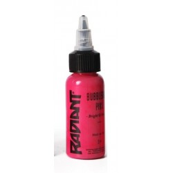 USA Tattoo ink - Radiant Colors - BUBBLEGUM PINK - 1oz