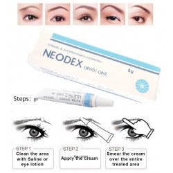 Neodex Aftercare Repair Cream for eyelash/eyebrow pigmentation