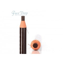 Waterproof Roll Eyebrows Pencils Use for drawing the eyebrows shape - Brown
