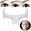 Reusable ruler for precision Measure for brown Microblading Ruler