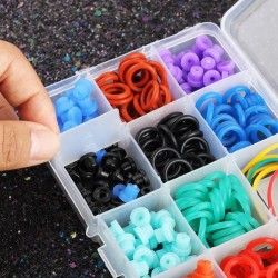 Tattoo Complete Oring & Grommet Kit
