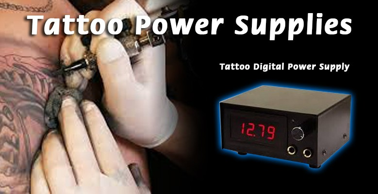 Fierce Tattoo Supplies -  Power Supplies