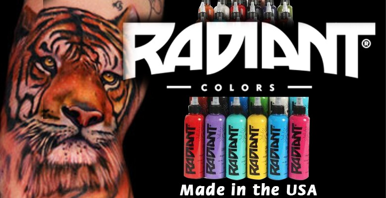 Fierce Tattoo Supplies -  Radiant Color Ink